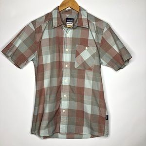 Patagonia Mens Button Down Shirt Size: Small